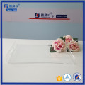 Wholesale Acrylic Tray Square Serving Tray for Food