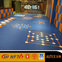 Technologia 3D Print Flooring for Gym