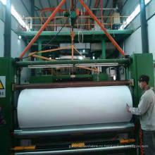 Новая машина для производства полипропиленовых нетканых материалов с высоким выходом