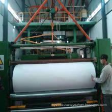 New high yield PP spun-bonded nonwoven machine
