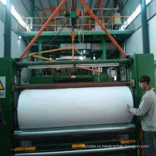 Новая высокопроизводительная машина для производства нетканых материалов из полипропилена