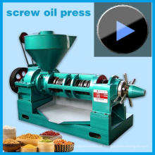 Spiral Oil Press Machine Yzyx130gx até 10tons