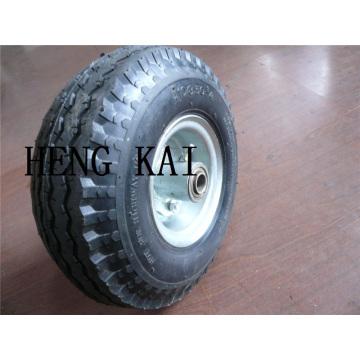 Воздуха Пневматические колеса подходит для низкой скорости приложений, резиновые колеса