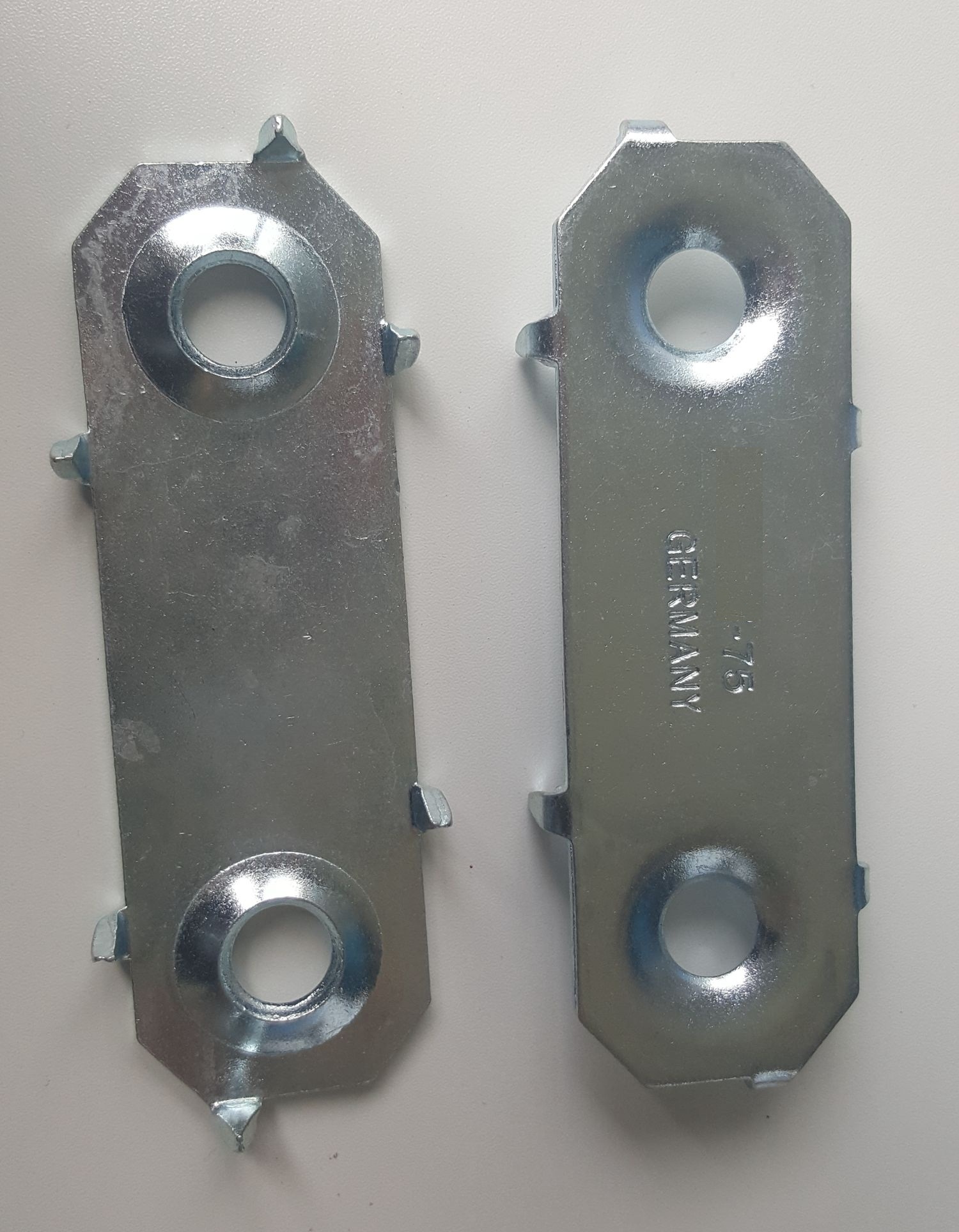 stamped parts for belts machine