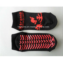 Jump Sock Is for Club Trampoline Socks Anti-Slip Non-Skid Socks