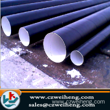 3PE COATING BIG SIZE HELICAL PIPE
