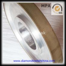 Roda de moedura do diamante CBN para o carboneto para o carboneto de tungstênio