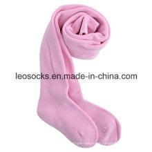 Baumwolle gestrickte Winter volle Terry warme Jacquard Baby Strumpfhosen Großhandel