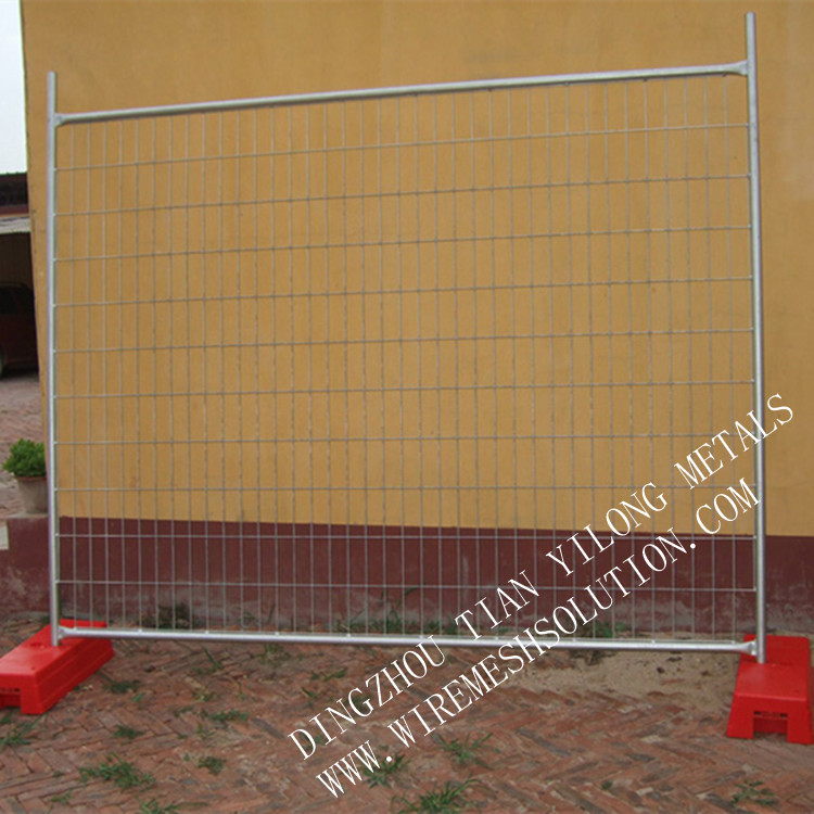 Removable Safety Easy Install Temporary Fence