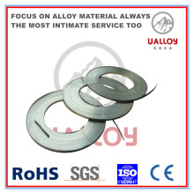 Thermocouple Alloy Flat Ribbon
