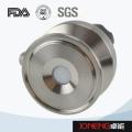 Vanne d'échantillonnage étanche aseptique hygiénique en acier inoxydable (JN-SPV1009)