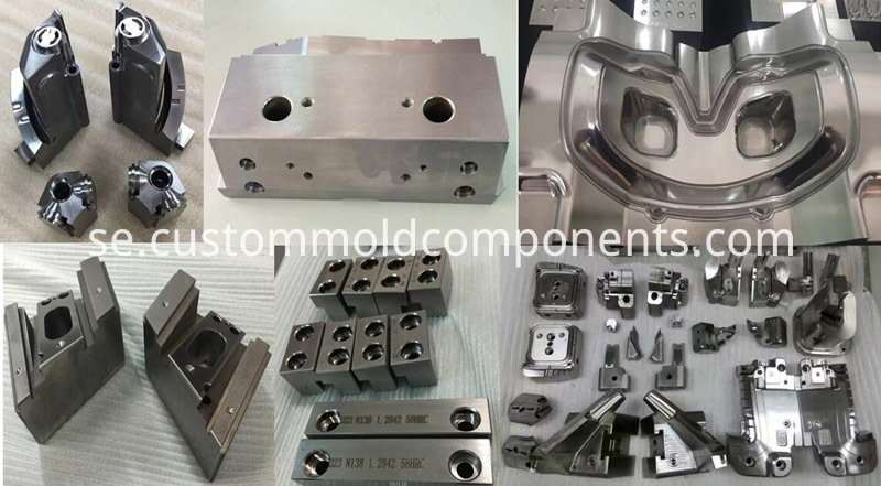 Custom Made Machine Parts