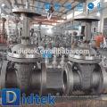 Didtek International Agent Oxygen 200 wog válvula de compuerta de latón