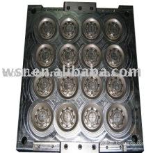 automotive compression rubber mold