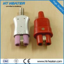Plugue de alta temperatura 220V 35A