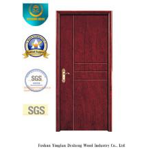 Moderne Art MDF-Tür für Zimmer mit Wasserbeweis (xcl-027)