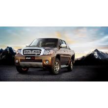 Right Hand Drive China 4X4 Pickup Truck mit 5 Sitzplätzen