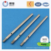 Goupilles à ressort non standard fabriquées sur mesure par ISO