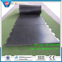 Rubber Sable Mat Rubber Interlocking Horse Stall Rubber Mats