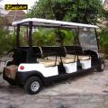 Custom 8 seater cheap electric golf cart for sale sightseeing car mini tour bus