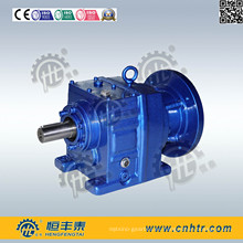Reductor de engranajes de engranaje de gran torque de la serie R para molinos de molienda