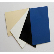 High quality color coated aluminum sheet for roofing bitumen usage