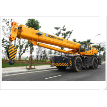 Competitive 120t Rough Terrain Crane, Hoisting Crane, Earth Moving Machinery Rt120e