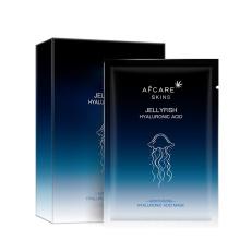 Factory Hydrogel Collagen Face Mask Set Cosmetic OEM Hyaluronic Acid Mask for Men