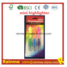 Funny Mini Highlighter for Kids Stationery