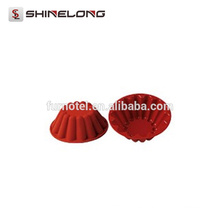 Molde de la torta de la forma del crisantemo del silicio V102