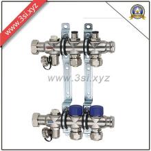 Separador de agua anticorrosión para bomba de calefacción de suelo (YZF-M562)