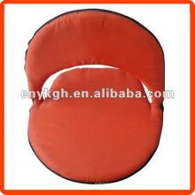Round floor chair with shoulder strip VLA-7007R