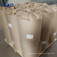 Direct factory supplier galvanized bird cage welded wire mesh roll for sale