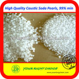 Industry grade and food grade sodium hydroxide 99%