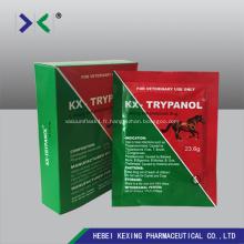 Diminazene Diaceturate et Antipyrine Injection 2.36g