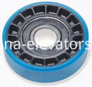 Step Roller for Schindler escalator 76*25*6204