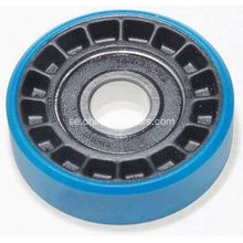 Schindler Escalator Step Roller Skelett Roller 76 * 25 * 6204