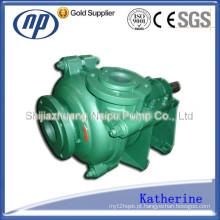 Acid Resistindo Poliuretano Borracha Liner Slurry Pump (75ZJR)