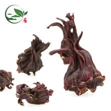 Té de alta calidad secado de la flor de Roselle del hibisco