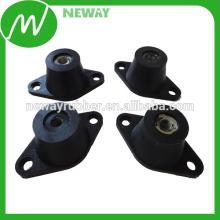 Fornecimento de alta qualidade OEM Custom Rubber Mounting & Rubber Feet