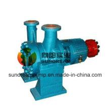 Pompe centrifuge à plusieurs étages d'huile (AY)