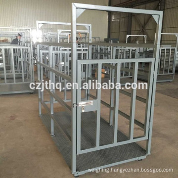 Kingtype 1t/2t/3t/5t/10t animal Scale/cattle scale/platform scale
