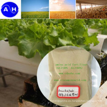 Animal Aminoácidos Fuente con Chloridion Fertilizantes Orgánicos Aminoácidos