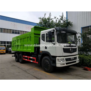 High quality 6x4 compression  dump garbage trucks