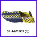 2014 new styles SR-14WL058 mix colors hand woven shoes upper
