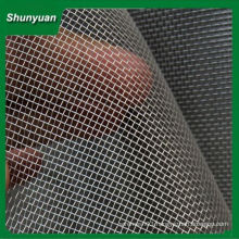 Cheap hot sale decorative mosquito wire mesh /black wire mesh black insect window screen/aluminum insect screen