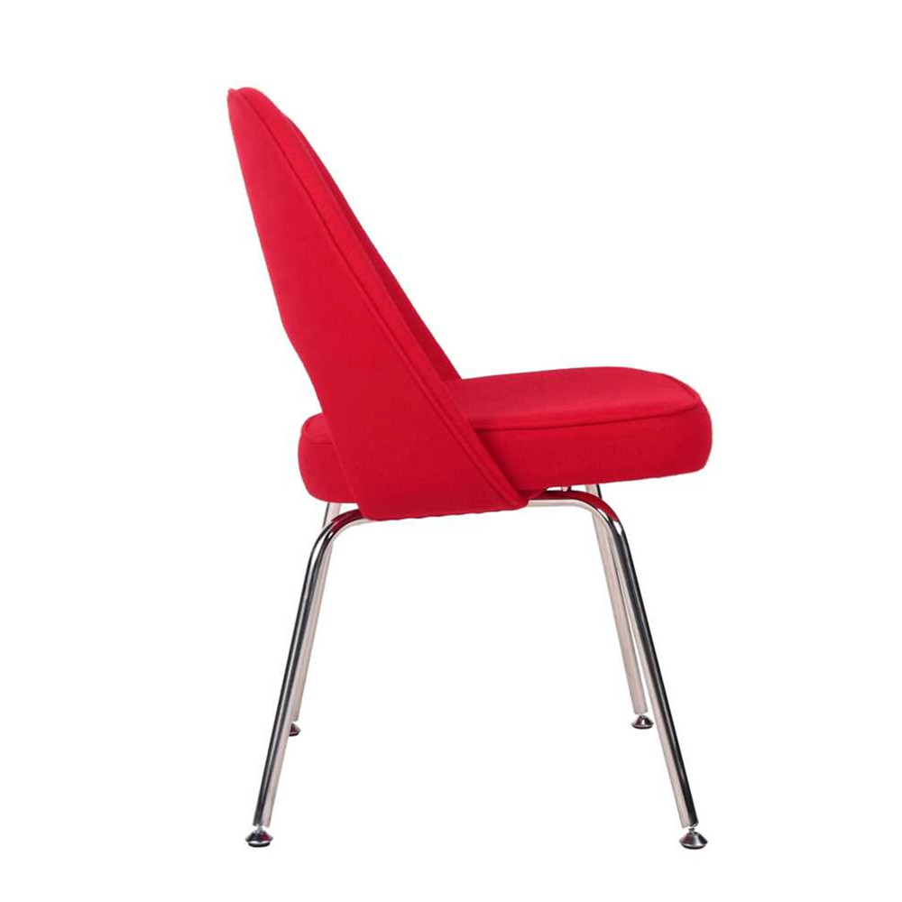 Eero Saarinen Armless Executive Side Chair
