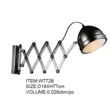 High Quality Black Adjustable Indoor Wall Lights
