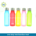 Colorful Anti-slip ABS Sports Bottle