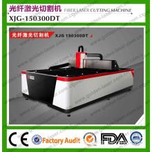 500W/ 1000W/ 2000W Fiber Laser Cutting Machine for Metal Stainless Steel Aluminum